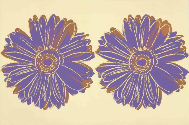 Andy Warhol, 'Daisy', 1982, Print, Screenprint in colors, on Lenox Museum Board, Christie's