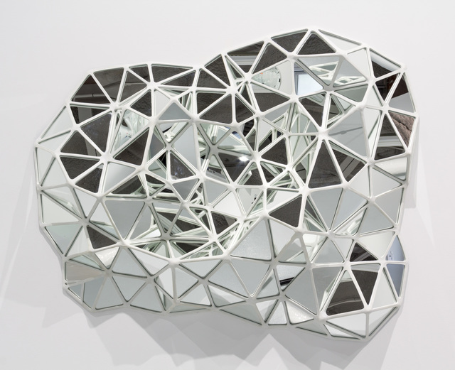 , 'Faceted Mirror Formation 1,' 2017, Circuit12