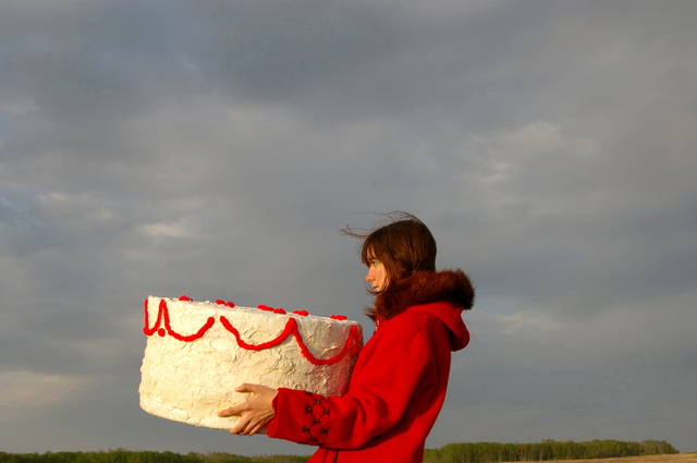 , 'Cake and Sky,' 2008, dc3 Art Projects