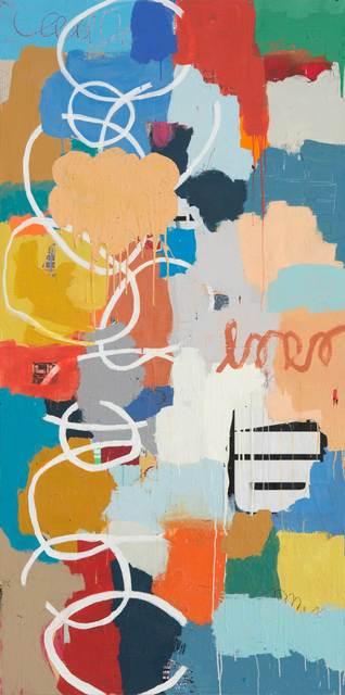 , 'Dancing on the Edge of Commitment,' 2019, Artsivana Contemporary