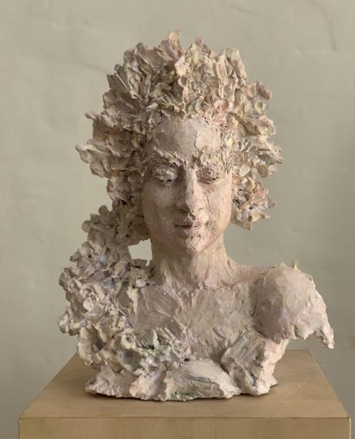 Debra Balchen, 'Circe', 2020, Sculpture, Fired earth hand painted, 33 Contemporary