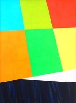 , 'Kéksza-Kállú,' , Quadrado Azul