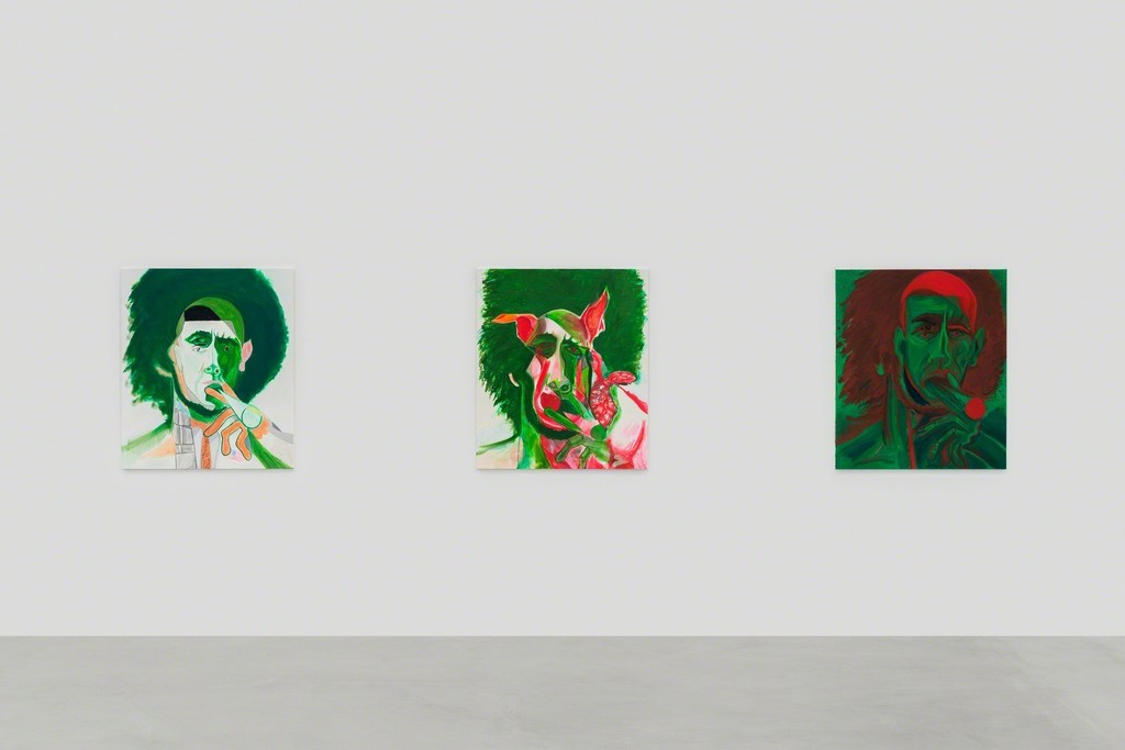 Courtesy of the Artist and Almine Rech Gallery - Photo: Hugard & Vanoverschelde