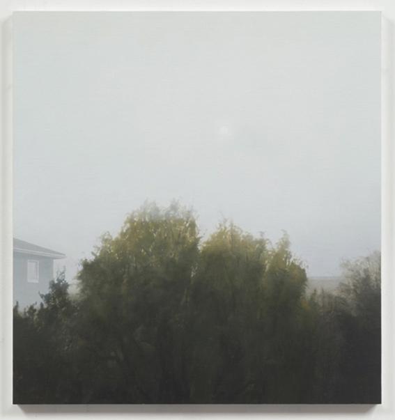 , 'Sun in Fog 1,' 2015, Galerie Andreas Binder