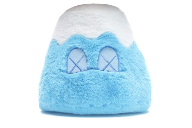 "KAWS, 'Holiday Japan 8"" Mount Fuji Plush - Blue', 2019, Other, Plush, Lougher Contemporary"