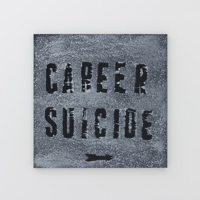 Mark Flood, 'Career Suicide (in the snow)', 2015, The Hole