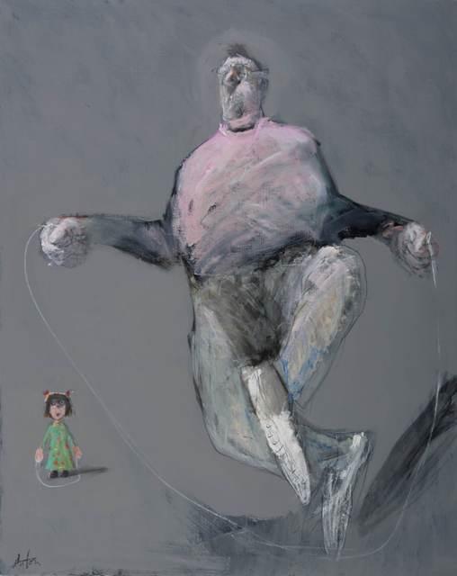 , 'Jump rope (technic),' , Hugo Galerie