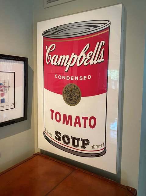 Andy Warhol, 'Campbell's Soup I, Tomato F&S II.46', 1968, Fine Art Mia