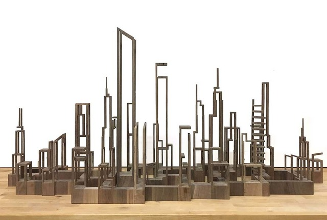 , 'Network,' 2017, Danysz Gallery