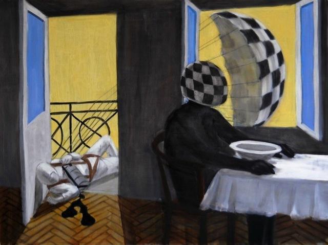 , 'Address Unknown,' 2011, Inda Gallery