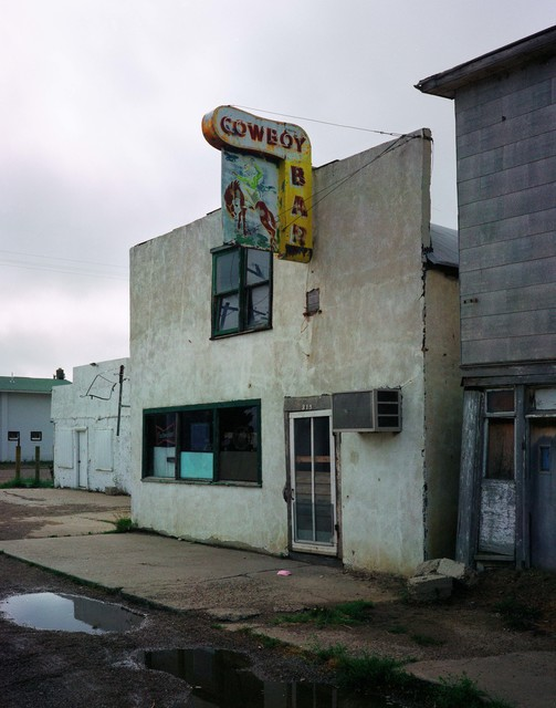 , 'Cowboy Bar, Paris, Texas, 2001,' 2015, Blain | Southern
