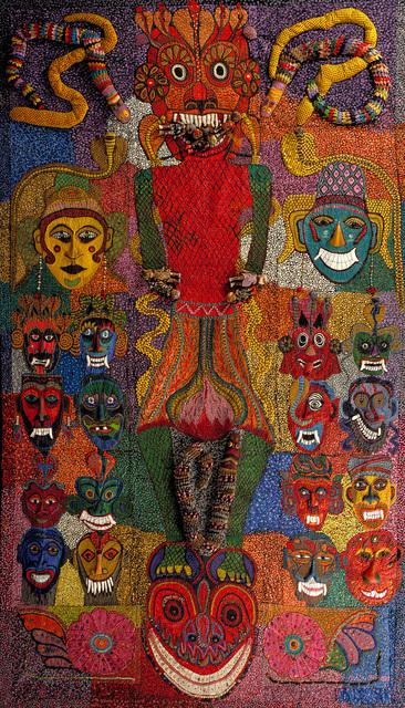 Pacita Abad, 'Marcos and His Cronies', 1985, Pacita Abad Art Estate
