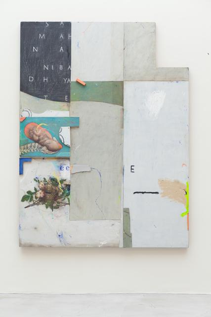 , ')ressoar( na nibadhyate,' 2016, Zipper Galeria