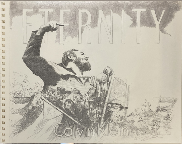 , 'Eternity,' 2012, Pan American Art Projects