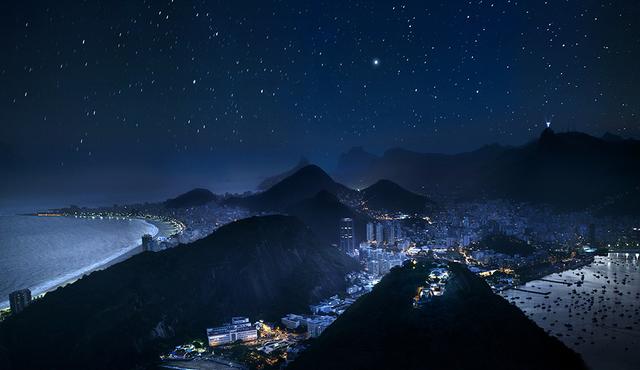 , 'Noite Carioca,' 2013, Galeria Lume