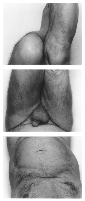 John Coplans, 'Self Portrait, Upside Down, No 7', 1992, Galerie Nordenhake