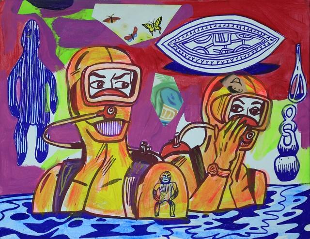Joe Grillo, 'Untitled ', 2016, Erdmann Contemporary