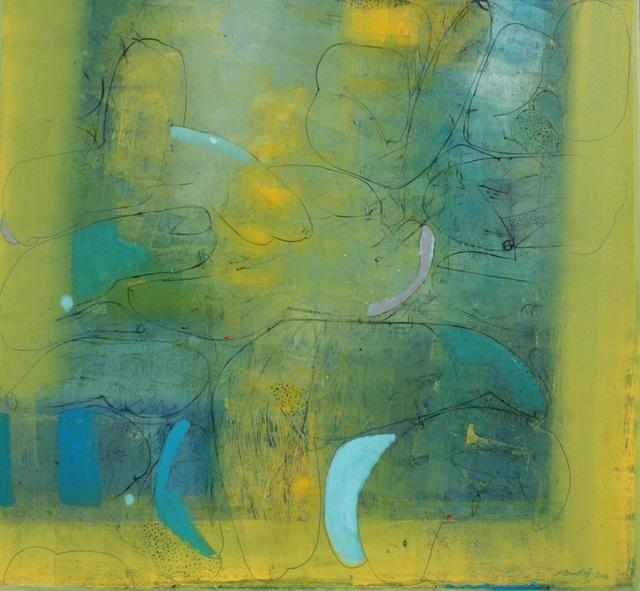 , 'Voice of God 26,' 2016, Bill Lowe Gallery