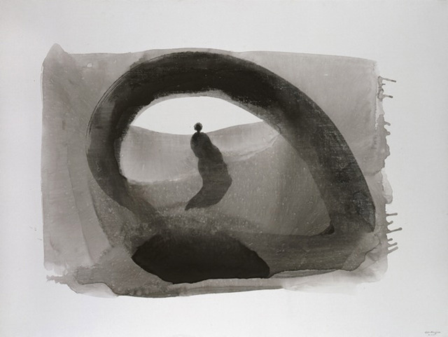 , 'Fil de pensée,' 2011, Galeria Senda