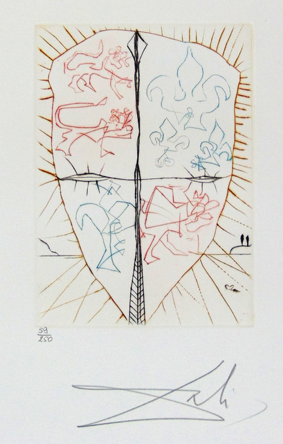 , 'Henry V (B), from: Much Ado About Shakespeare (Shakespeare II),' 1970, Gilden's Art Gallery
