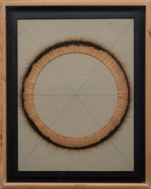 , 'Chemin de feu dans l'espace,' 1974, De Buck Gallery