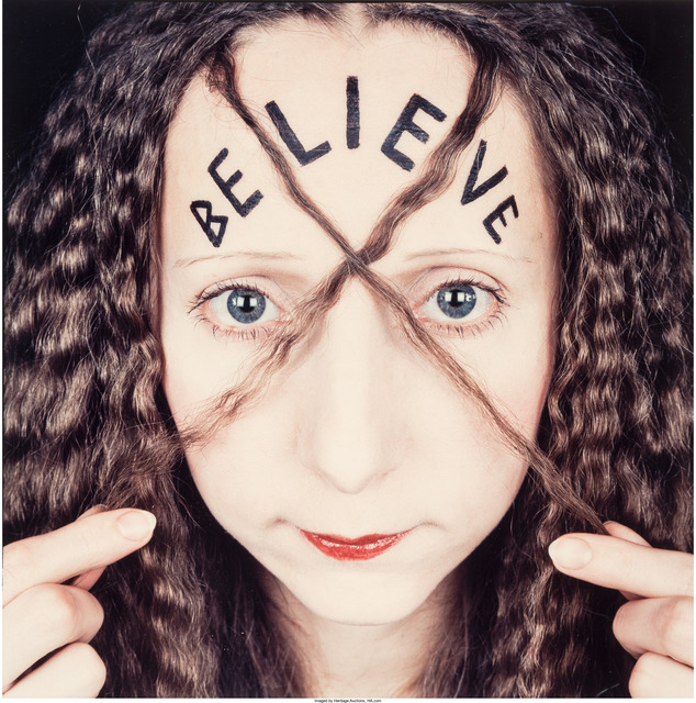 Rimma Gerlovina, 'Be-lie-ve', 1990, Heritage Auctions