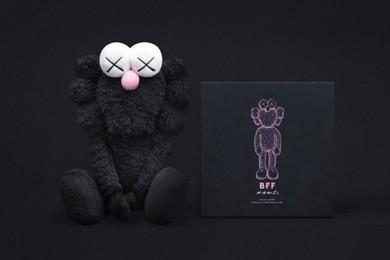 BFF Plush Doll Black