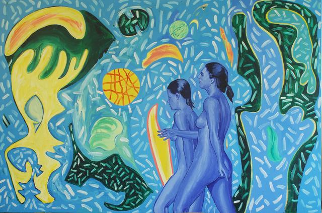 , 'Día de playa ,' 2009, Fontanar Art Editions