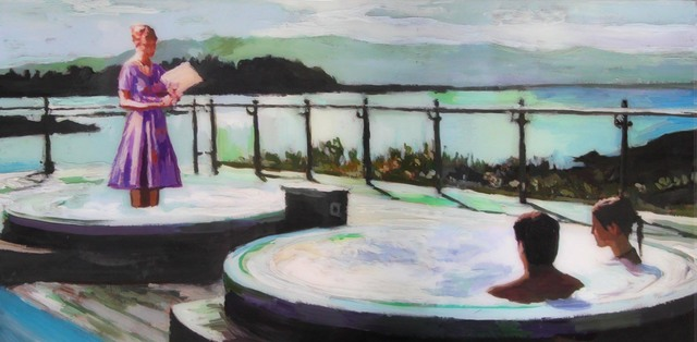 , 'MENÚ PARA LOS INMÓVILES,' , Aurora Vigil-Escalera Art Gallery