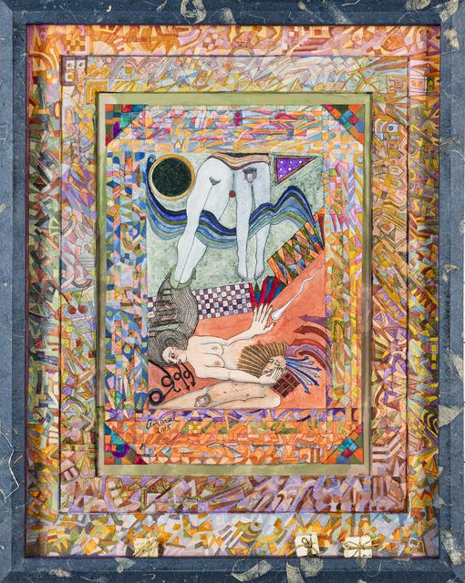 , 'Caleidoscopio, manuscrito imaginario,' 2010, Galería La Cometa