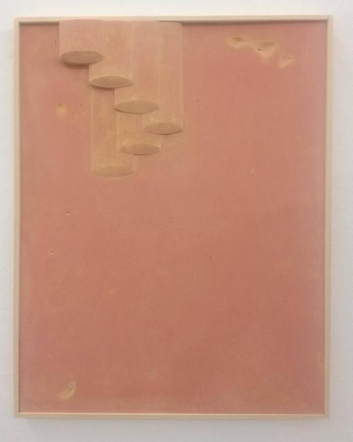 , 'Basso Rosa,' 2017, Federica Schiavo Gallery
