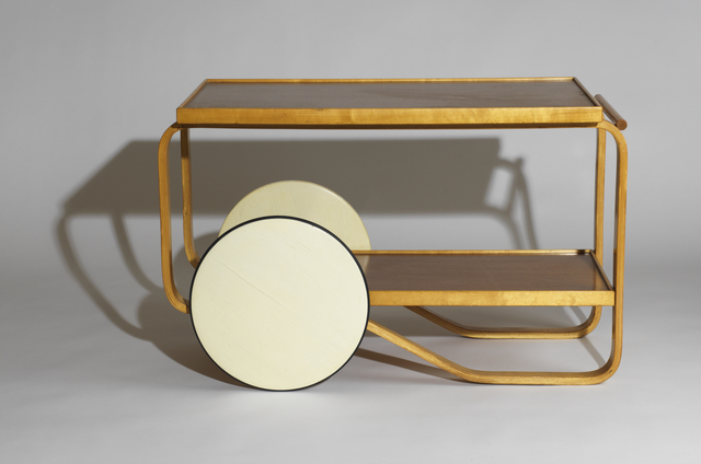 , 'Tea trolley (model 98),' , Bard Graduate Center Gallery