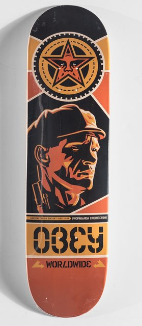 Shepard Fairey (OBEY), 'Logo Deck', circa 2008, Heritage Auctions