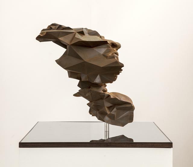 , 'Laocoön Fragment #B_005.003,' 2016, bitforms gallery