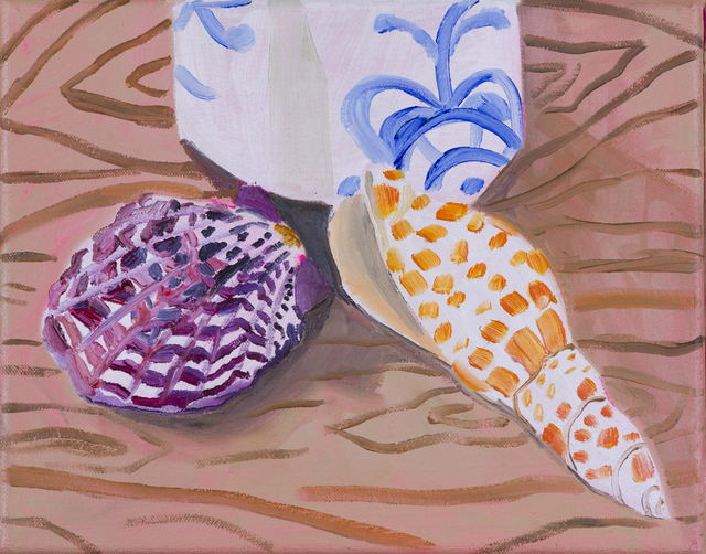 , 'Shells,' 2017, Hashimoto Contemporary