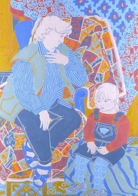 , 'Grandchild,' 1998, Tatha Gallery