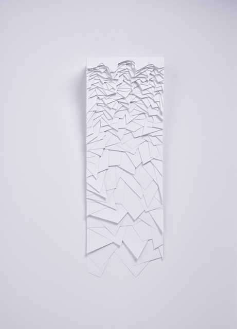 , 'Diamant Blanc,' 2019, Galerie Art Jingle