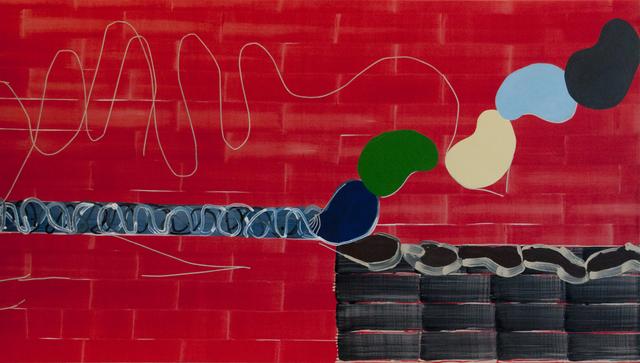 , 'Despliegue (Narciso),' 2013, Galería Joan Prats