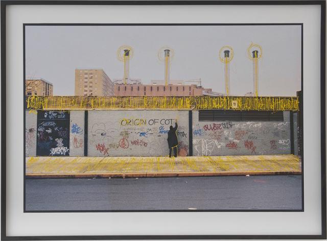 , 'Dandelion - serie gialla,' 2017, Cortesi Gallery