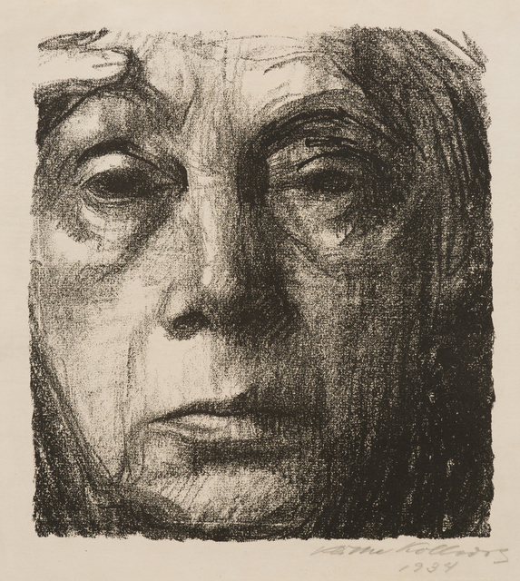 , 'Selbstbildnis (Self Portrait),' 1934, Childs Gallery