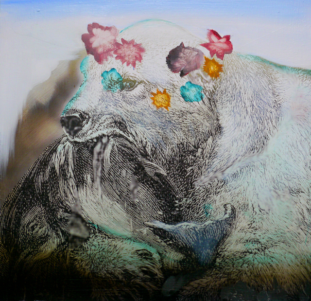 , 'Bear,' 2017, Patricia Sweetow Gallery