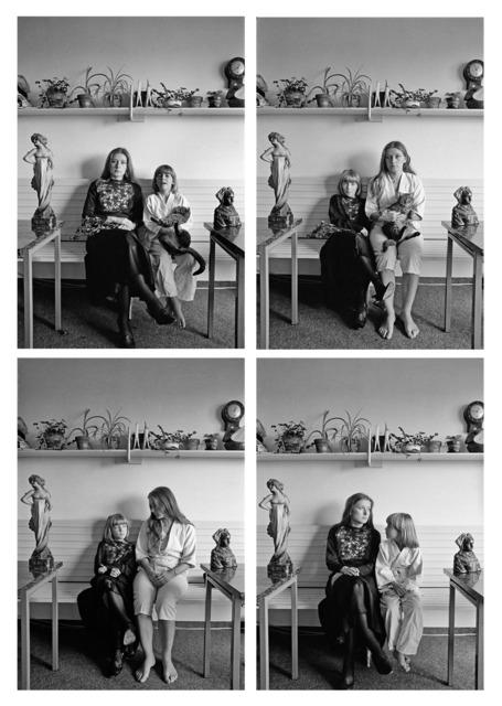 , 'Du und Ich, Nr. 2,' 1979/2017, Christine König Galerie