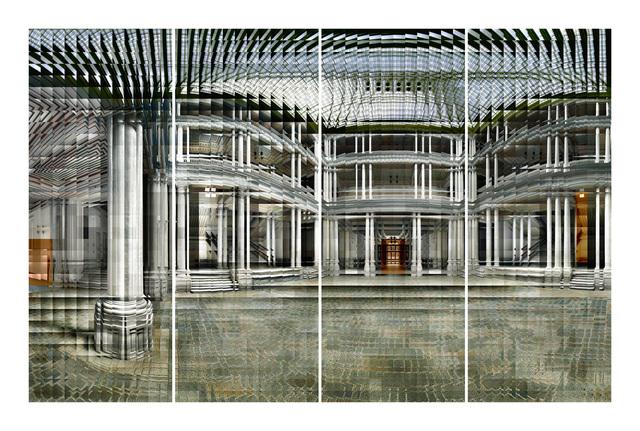 , 'Istanbul University,' 2016, Zilberman Gallery