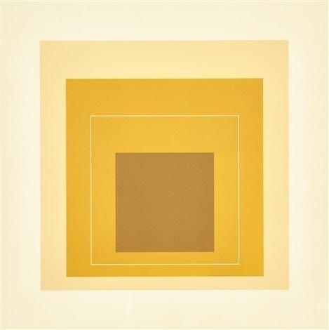 Josef Albers, 'White Line Squares  (Series ll). WLS XVI', 1966, Print, Lithograph, Vertu Fine Art