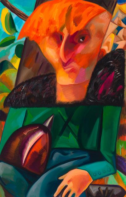 Dana Schutz, 'Igor', 2014, Petzel Gallery