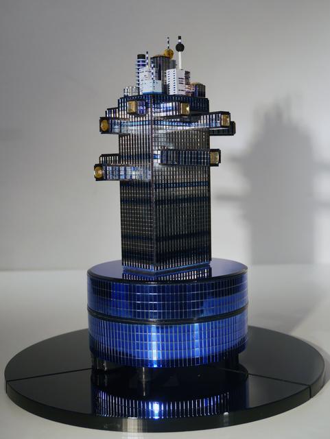 , 'Tower #1,' 2016, Galerie Geraldine Banier