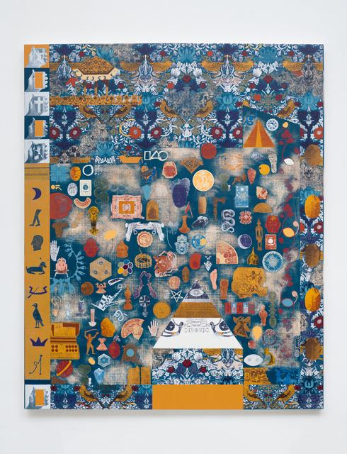 , 'Mystic Lovers,' 2017-2018, GNYP Gallery