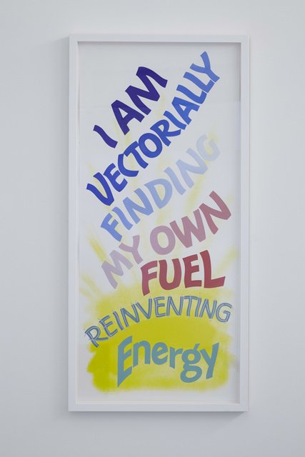 , 'I am vectorially finding my own fuel reinventing energy,' , Rowing