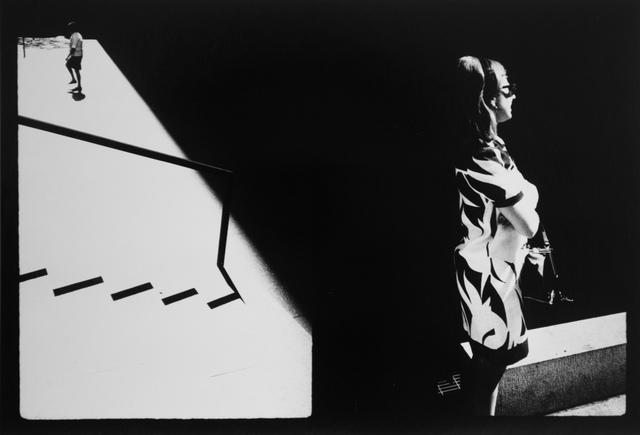 Ray K. Metzker, 'Couplets, NY', 1968, Bruce Silverstein Gallery