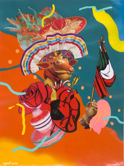 , 'Color Envoys IV,' 2016, Mirus Gallery